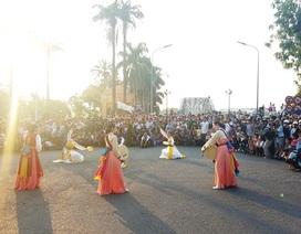 Festival Huế 2016: Náo nhiệt Lễ hội đường phố