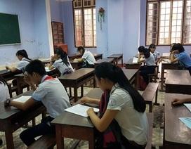 Hơn 5.000 học sinh thi vào lớp 10 tại Huế