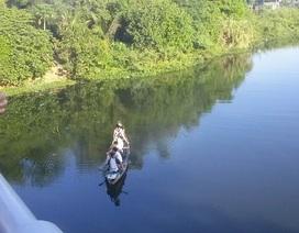 Phát hiện 2 thi thể đuối nước trên sông Hương