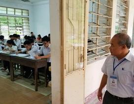 Hai Thứ trưởng Giáo dục kiểm tra công tác thi tại Huế, An Giang