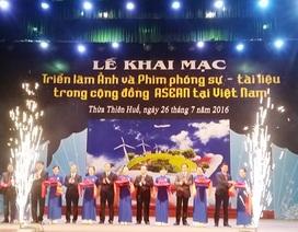 Khai mạc triển lãm ảnh và phim phóng sự - tài liệu trong cộng đồng ASEAN tại Việt Nam