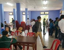 Đại học Huế: Nhộn nhịp thí sinh, phụ huynh đi nộp nguyện vọng 1