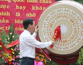 Trưởng Ban Tuyên giáo Trung ương dự khai giảng ở ngôi trường 120 năm tuổi