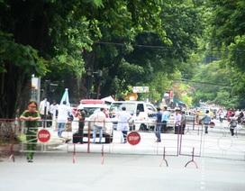 TP Huế:Vụ cưỡng chế chặn 4 ngả đường, người dân và du khách bất ngờ