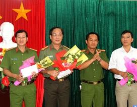 Thưởng nóng các đơn vị triệt phá đường dây cá độ bóng đá qua mạng lớn nhất Huế