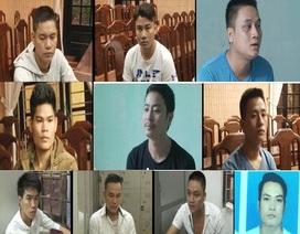 Bắt nhóm thanh niên bị cáo buộc dùng dao tự chế chém chết người tại Huế