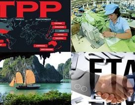 Gần 17% doanh nghiệp Việt không biết gì về TPP