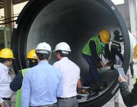 """Đấu thầu ống nước sông Đà 2: Nhà thầu Ấn Độ """"sốc"""", không hiểu sao bị loại"""