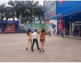 Sắp có kết luận xử lý vụ mặc bikini bán hàng ở siêu thị Trần Anh