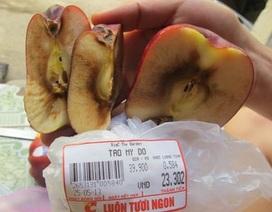 Thực phẩm bẩn đã tuồn cả vào siêu thị uy tín