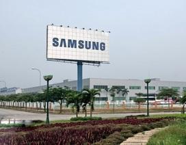 Một doanh nghiệp Việt trúng thầu dự án triệu USD của Samsung
