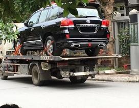 Bộ Tài chính thanh tra thuế nhập ô tô vì xe biếu tặng tăng bất thường