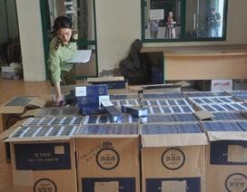 Bắt hơn 1.160 vụ buôn lậu, gian lận thương mại trong tháng