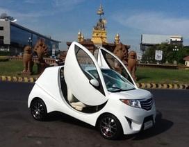 """Campuchia, Indonesia làm """"xe xanh"""", ô tô Việt đang ở đâu?"""