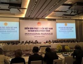Diễn đàn Phát triển Việt Nam 2016: Trọng tâm là xử lý nợ công và tăng trưởng