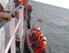 Tìm thấy thêm 5 thi thể thuyền viên vụ 18 người mất tích trên biển