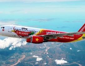 Phạt 4 triệu đồng nam hành khách gây rối trên máy bay