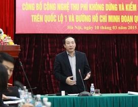 Thủ tướng phân công người điều hành Bộ GTVT thay ông Đinh La Thăng