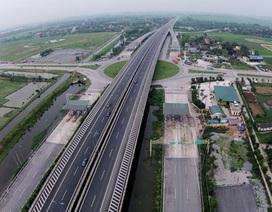 Ô tô được chạy 120km/h trên cao tốc Cầu Giẽ - Ninh Bình
