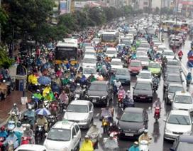 """Thứ trưởng GTVT nói về giải pháp """"gỡ rối"""" cho giao thông Hà Nội"""