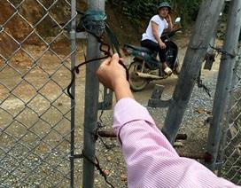 """Cận cảnh rào chắn """"nham nhở"""" trên cao tốc dài nhất Việt Nam"""