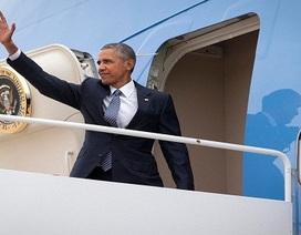 Hạn chế phương tiện trên các tuyến đường hành lang bảo vệ Tổng thống Obama