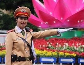 Nữ cảnh sát xinh đẹp kể chuyện những ngày dẫn đoàn Tổng thống Obama
