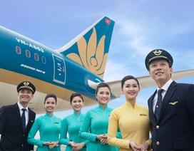 Vietnam Airlines lọt top tiến bộ nhất thế giới và đón chứng nhận 4 sao