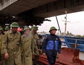 Phó Thủ tướng: Khẩn trương gia cố tuyến đê có thể đe dọa 6 vạn dân