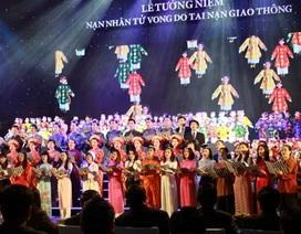 10.000 người tham gia đại lễ cầu siêu cho người tử vong vì tai nạn giao thông