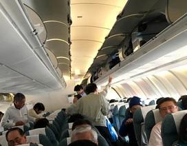 Nghi vấn một hành khách Trung Quốc ăn cắp trên máy bay
