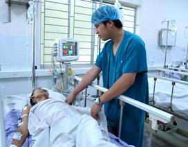 Thành công ca thay mạch máu nhân tạo đầu tiên tại Đồng Nai