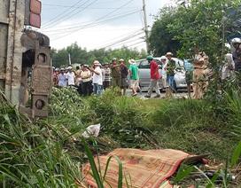 Trên đường đi chạy thận, 3 chị em bị xe tải tông chết