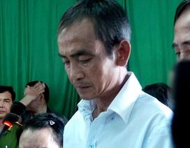 Nước mắt người ngồi tù oan gần 18 năm trong buổi xin lỗi chóng vánh
