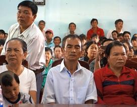 """Những """"ấm ức"""" trong buổi xin lỗi người tù oan Huỳnh Văn Nén"""
