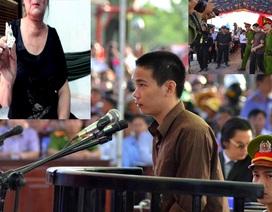 Vụ thảm sát 6 người: Mẹ con Vũ Văn Tiến nức nở khi gặp mặt