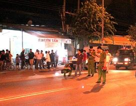 Vụ 2 người bị đâm chết sau va quệt giao thông: Mâu thuẫn khi tính tiền sửa xe