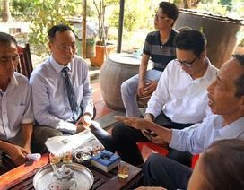 """""""Người tử tế"""" trong vụ án oan Huỳnh Văn Nén: Điểm tựa luôn là gia đình"""