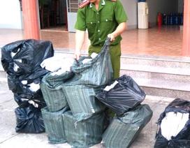 Bắt giữ gần 64 tấn đường, 180.000 gói thuốc lá nhập lậu