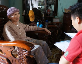 Vụ áp thuế 5,7 tỷ: Sự xúc động và niềm tin của cụ bà 75 tuổi!