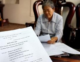 """Vụ cụ bà 76 tuổi kêu cứu ở Long An: Trở lại """"điểm ban đầu"""" sau hàng trăm lá đơn khiếu nại!"""