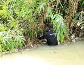 Vụ bé trai bị cuốn xuống cống: Mở rộng tìm kiếm sang TPHCM
