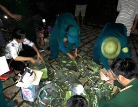 Hơn 30 giờ băng rừng vượt núi cứu hộ máy bay gặp nạn trên đỉnh Bao Quan