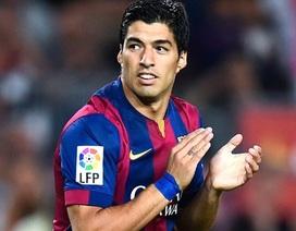 Vì sao Luis Suarez bị gạt khỏi đề cử Quả bóng vàng?