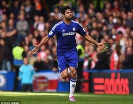 Mourinho chốt ngày trở lại của Diego Costa