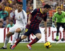 Real Madrid và Barca được yêu thích nhất trên mạng xã hội