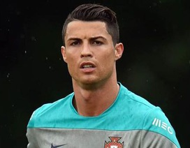 C.Ronaldo xem nhẹ màn thư hùng với Messi