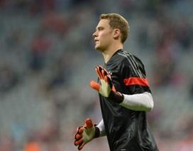 Ngỡ ngàng trước pha đánh gót điệu nghệ của Neuer