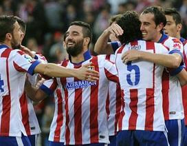 Bảng A Champions League: Atletico đoạt vé sớm?