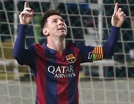 11 cầu thủ xuất sắc nhất lượt trận thứ 5 Champions League